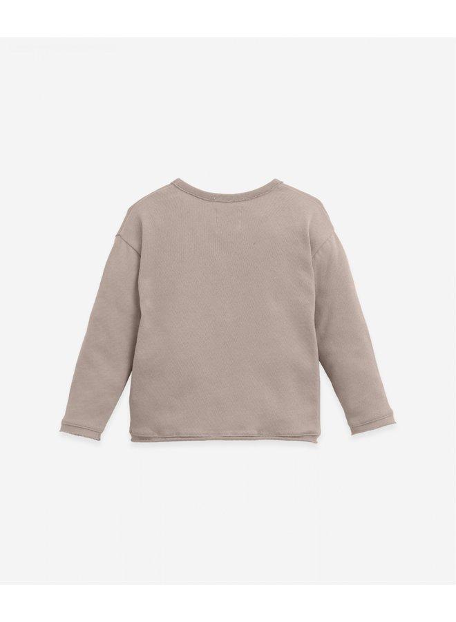 Jersey cardigan - Bichou