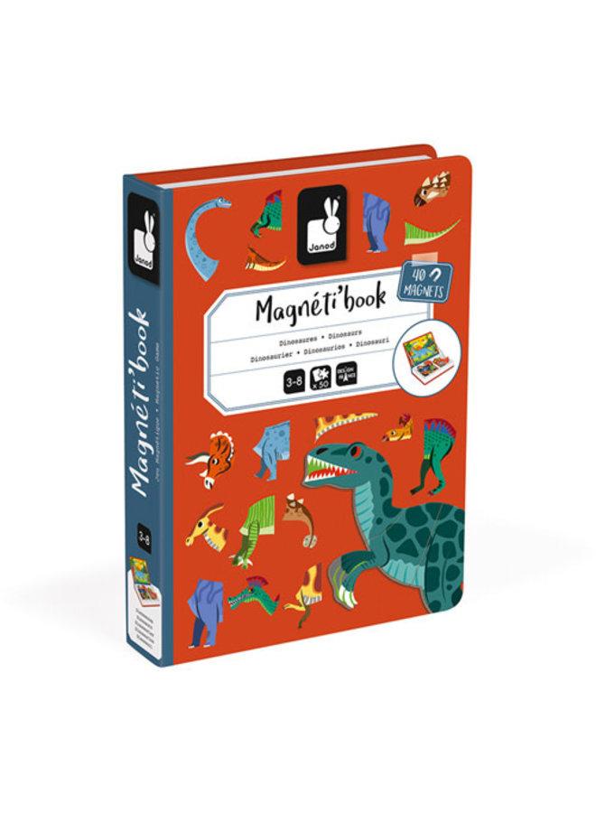 Magneetboek - Dinosaurus