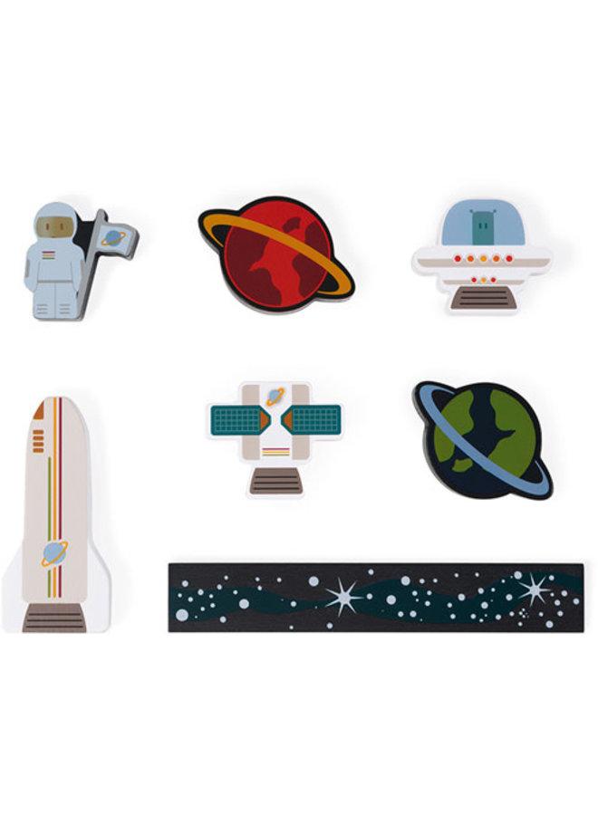 Spel - Balans in de ruimte