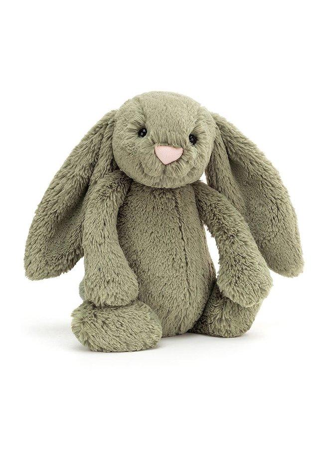 Basful bunny - Fern (medium)