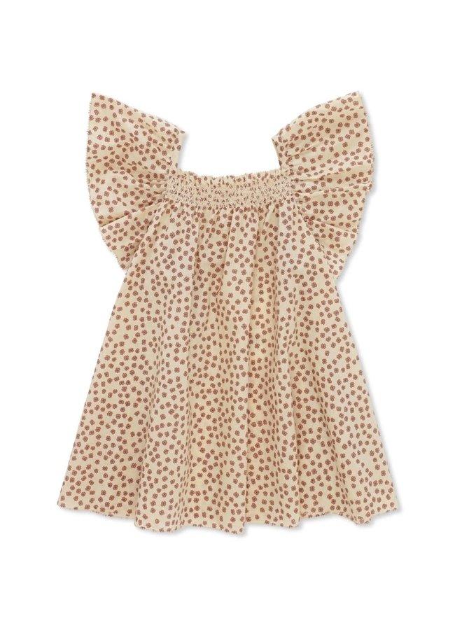 Strap dress Pilou - Buttercup Rosa