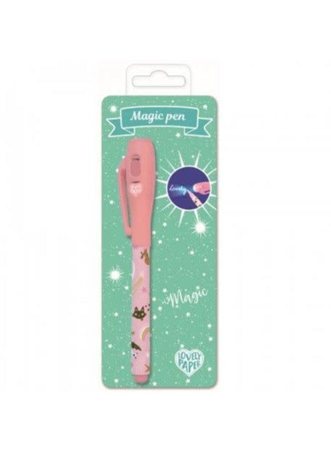Magische pen black light - Lucille