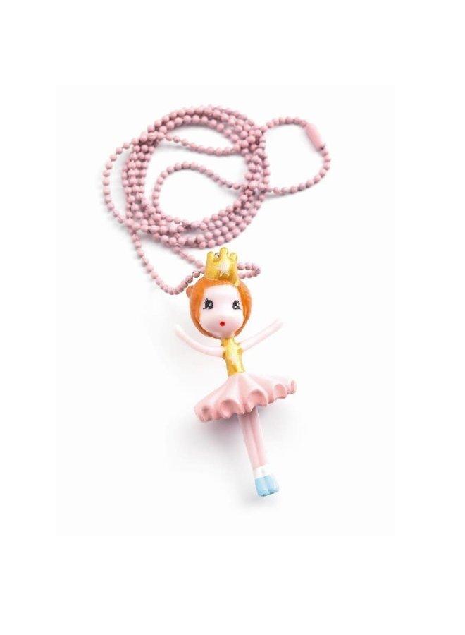 Lovely charm - Ballerina