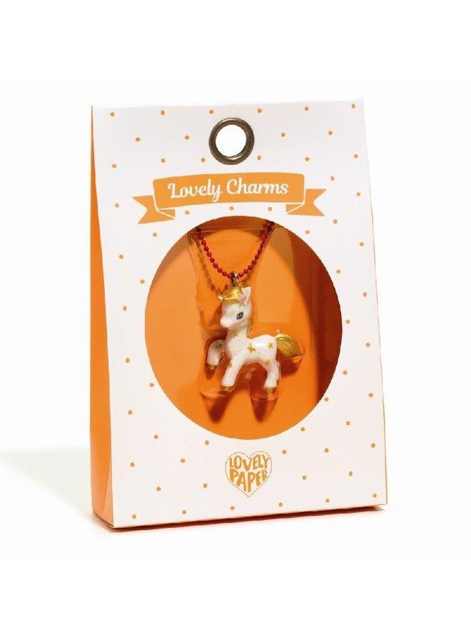 Lovely charm - Poney