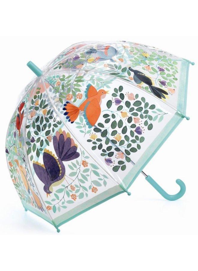 Kinderparaplu - Flowers & Birds