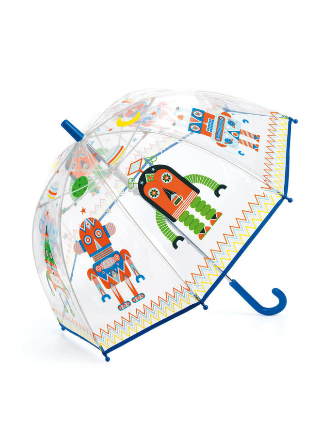 Kinderparaplu - Robots