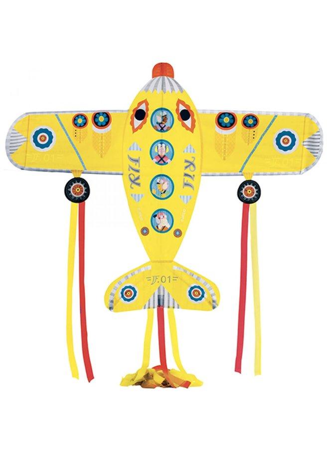 Vlieger - Maxi plane