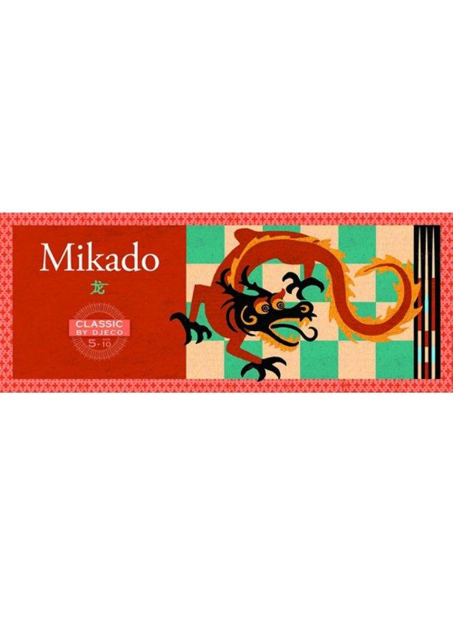 Mikado - Het klassieke spel