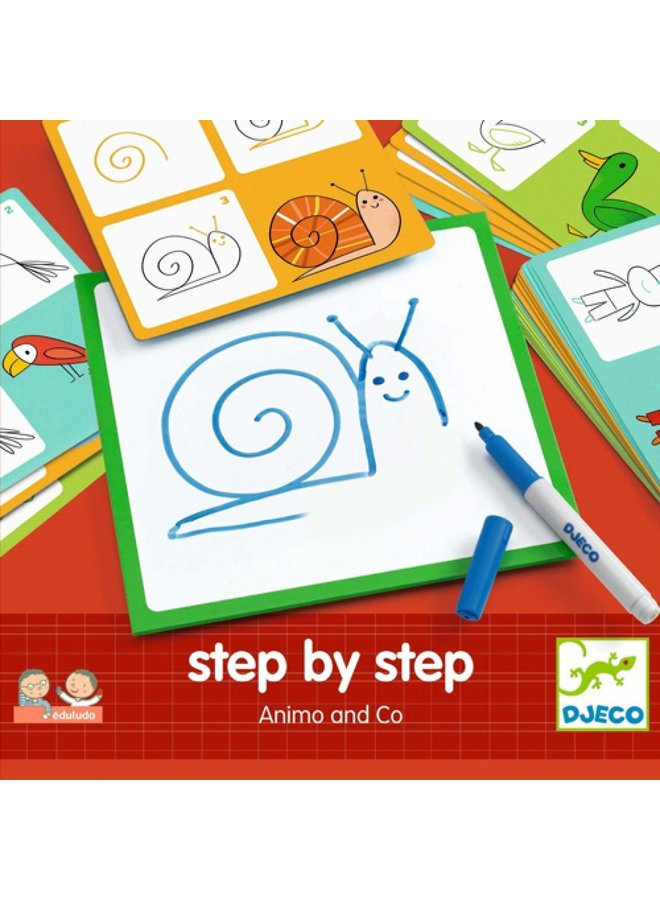 Step by step - Animals & co