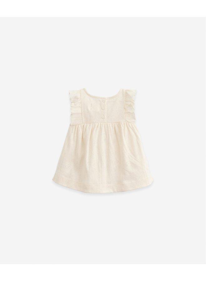 Dress organic cotton - Botany