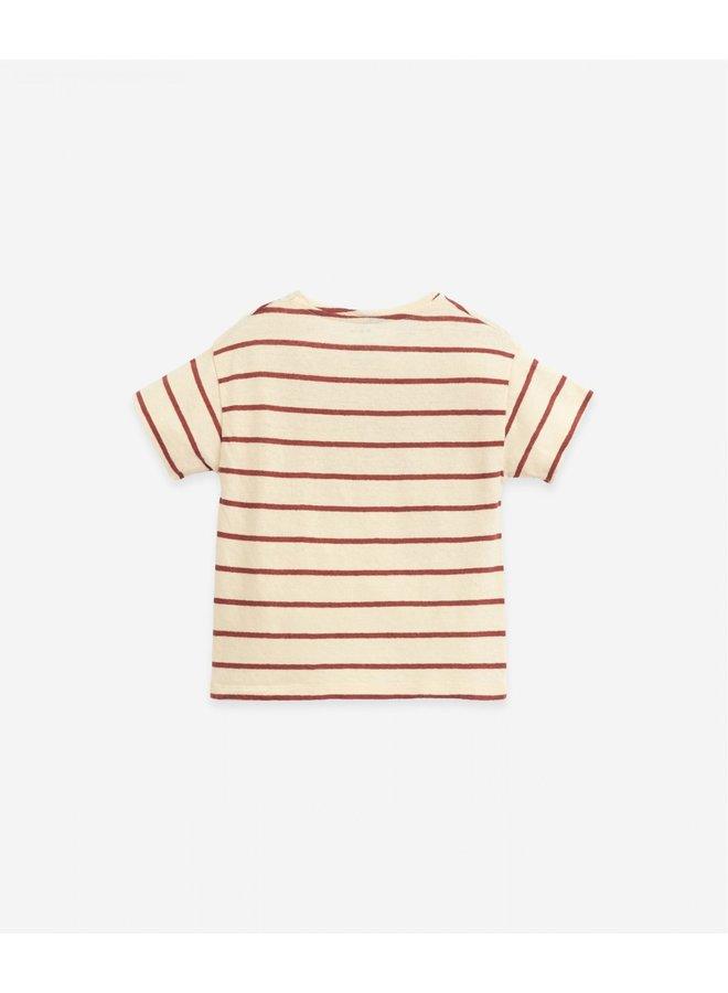 Striped shirt - Botany