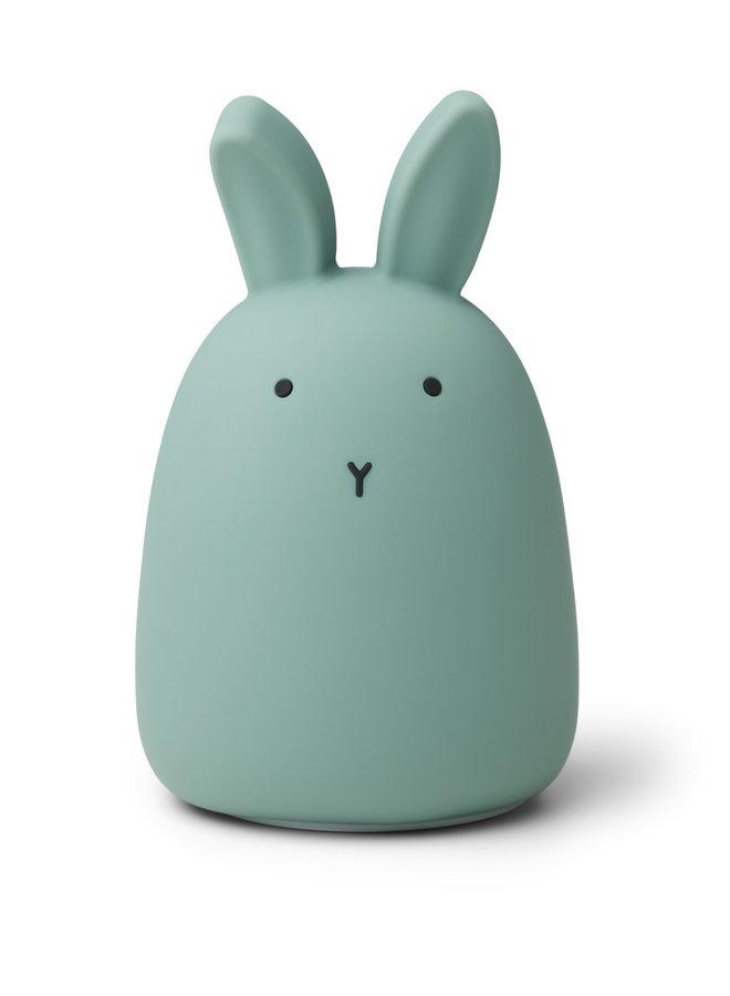 Winston night light rabbit - Peppermint