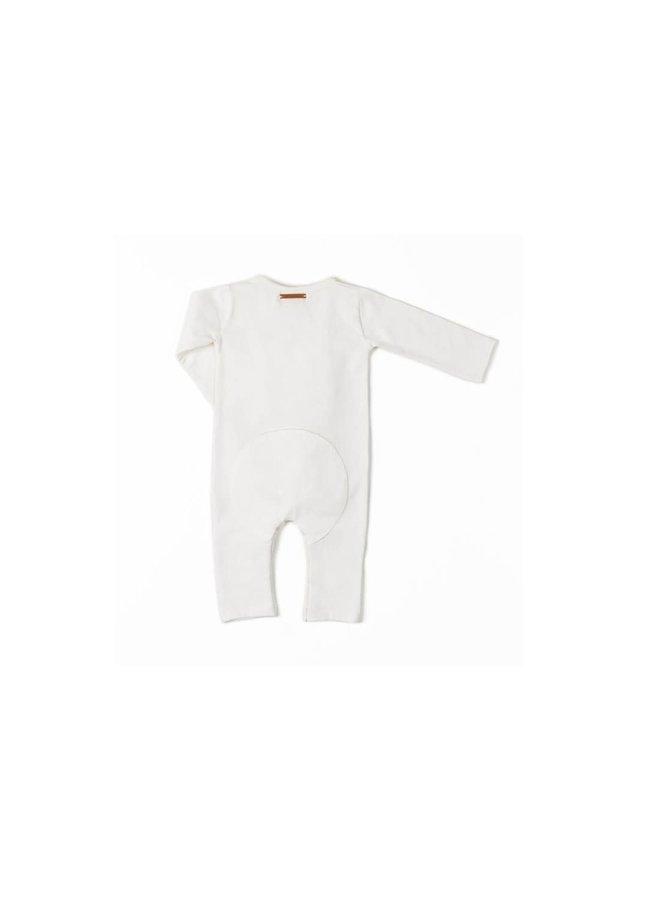 Butt onesie - Off white