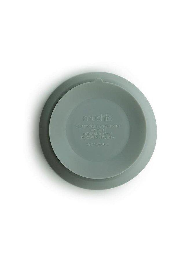 SILICONE bowl met zuignap - Cambridge blue