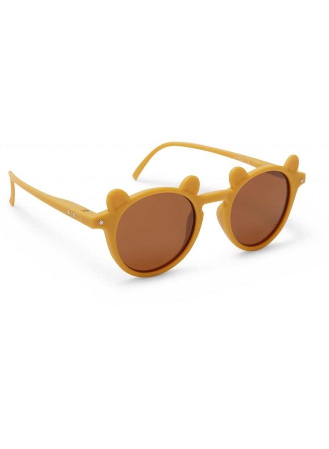 Sunglasses baby - Mustard gold
