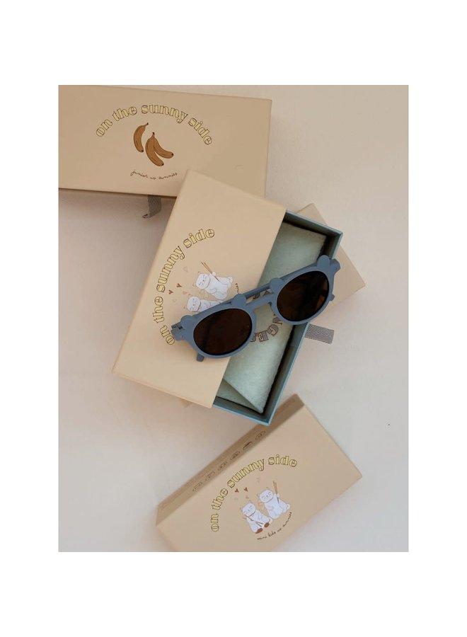 Sunglasses - Quarry blue