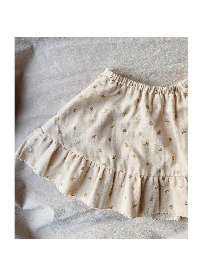 Zalie skirt - Mandarin