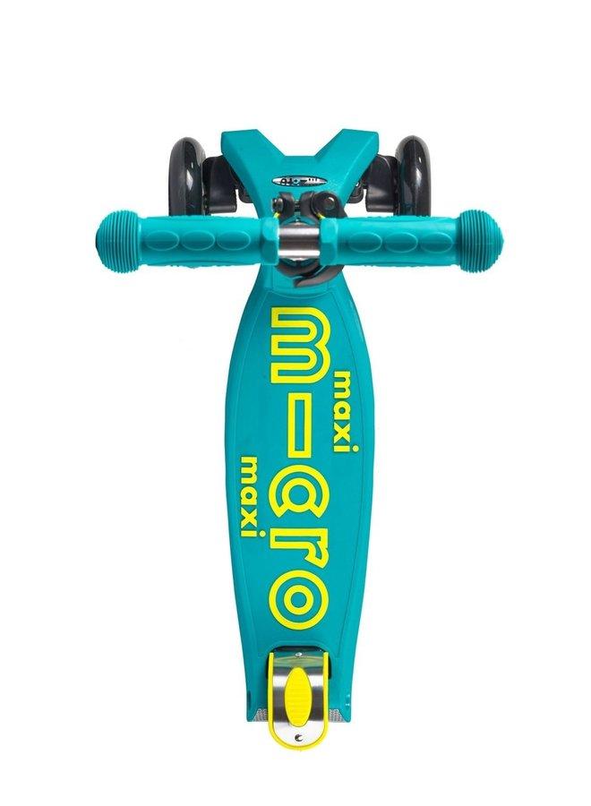 Maxi micro step Deluxe - Petrol green
