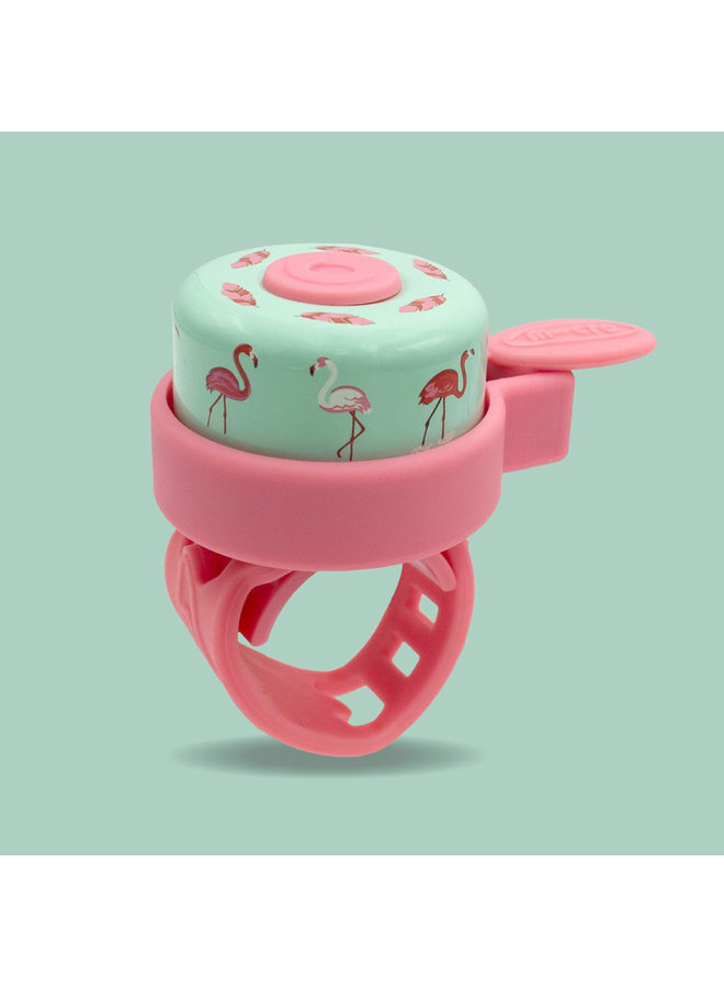 Micro bel Flamingo - Mint