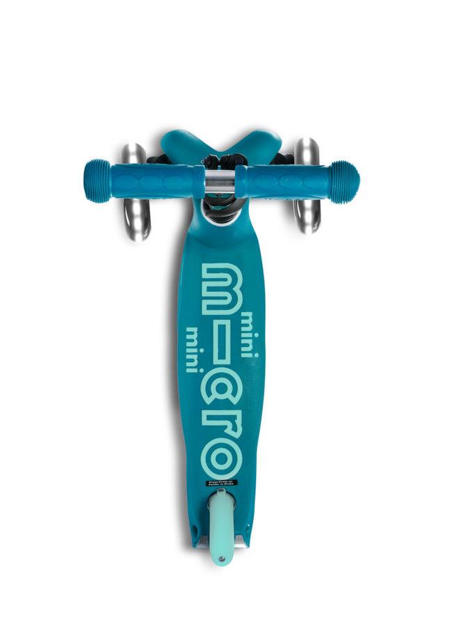 Mini micro step Deluxe LED - Aqua