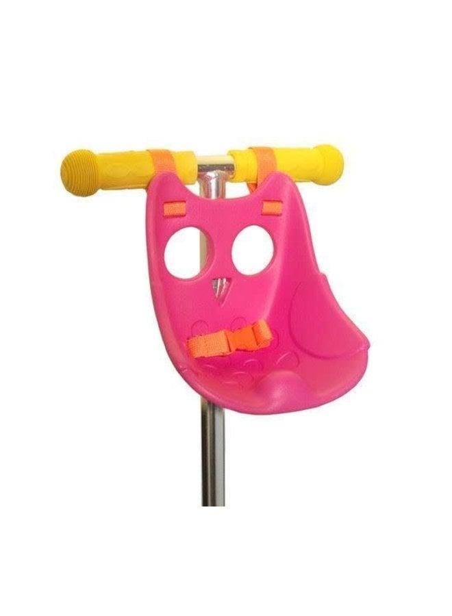 Scootaseatz poppenzitje - Roze