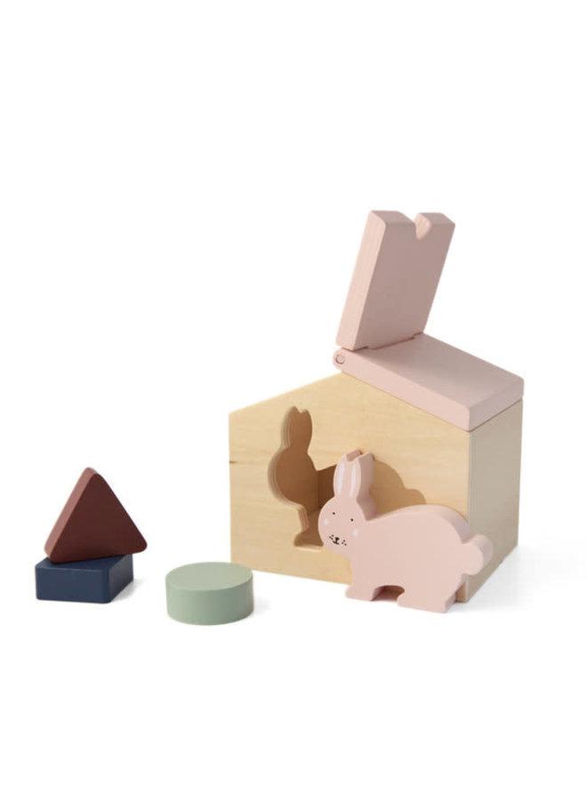Houten huis - Mrs. Rabbit