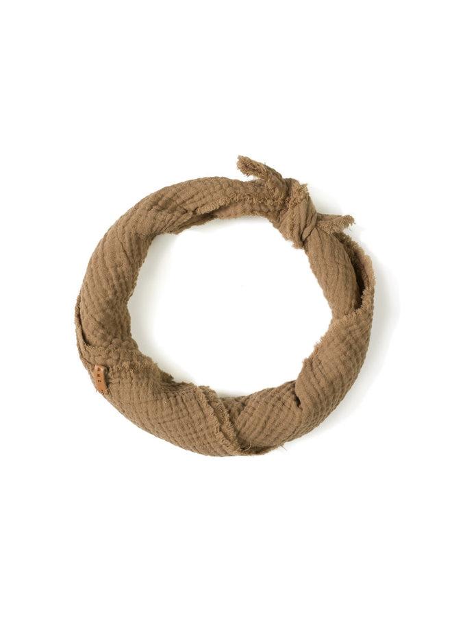 Hair band - toffee - 0/6 jaar