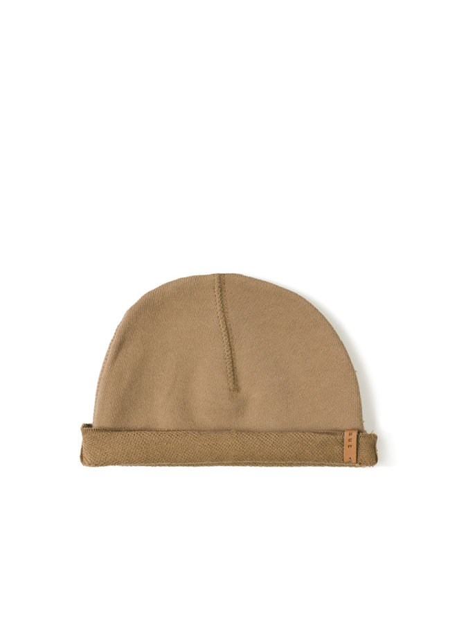 Born hat - toffee - 50/56