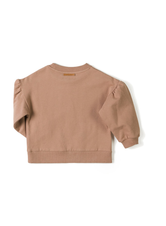Lux sweater - Rose