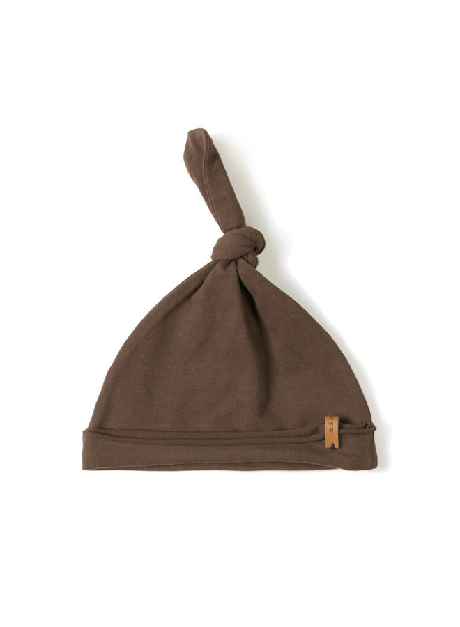 Newbie hat - Choco - 50/56