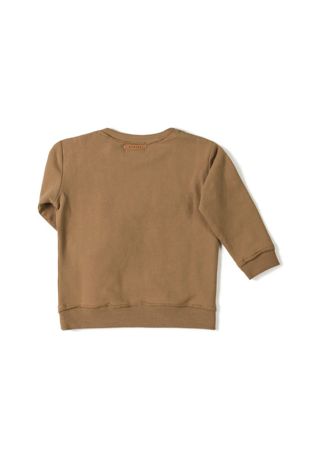 Nixnut sweater - Toffee