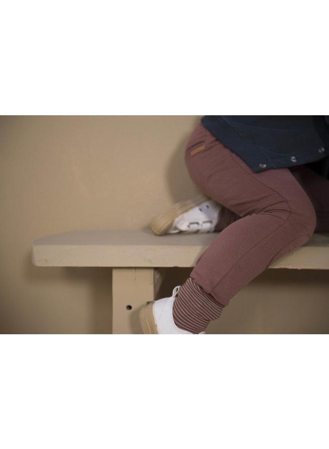 Patch pants - Jam