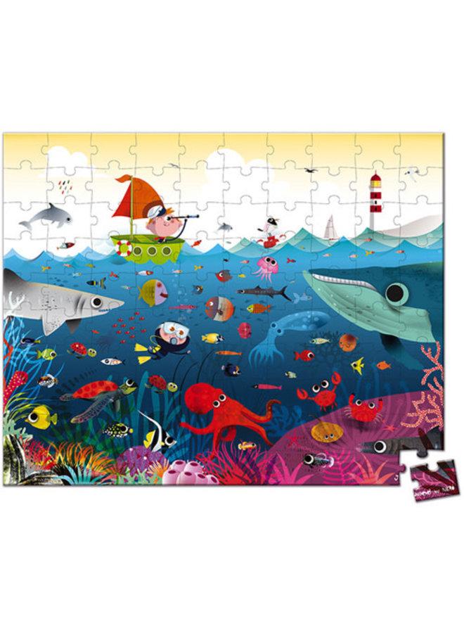 Puzzel - Onderwaterwereld