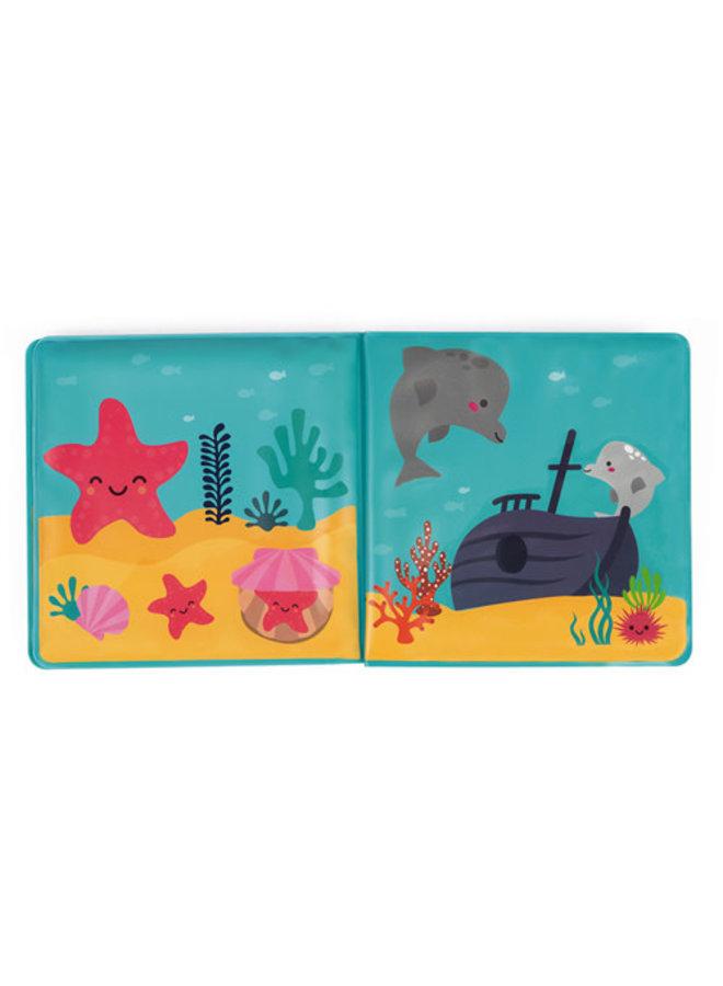 Badspeelgoed - Mijn magische badboek