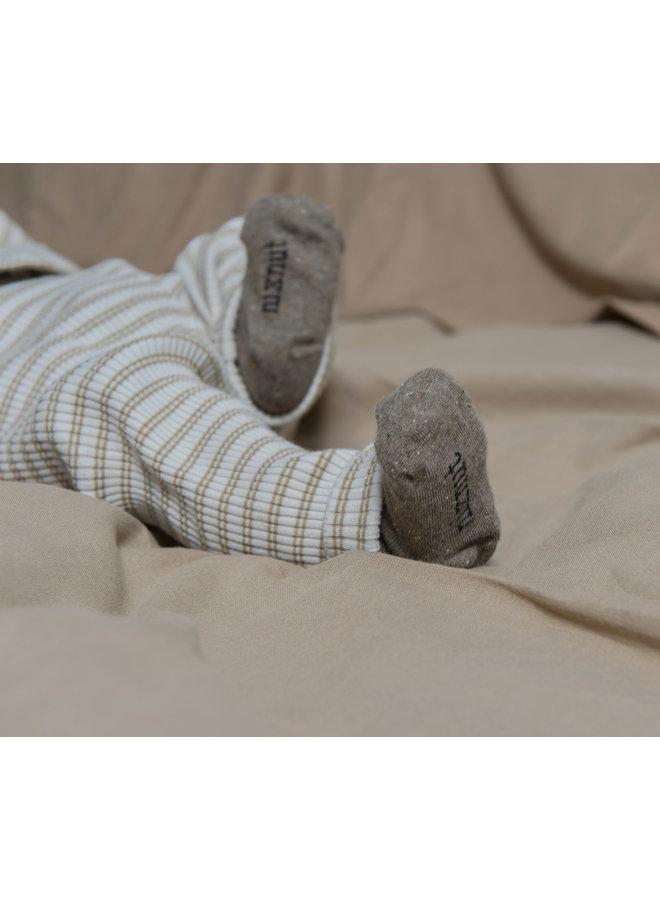 Socks - Brown