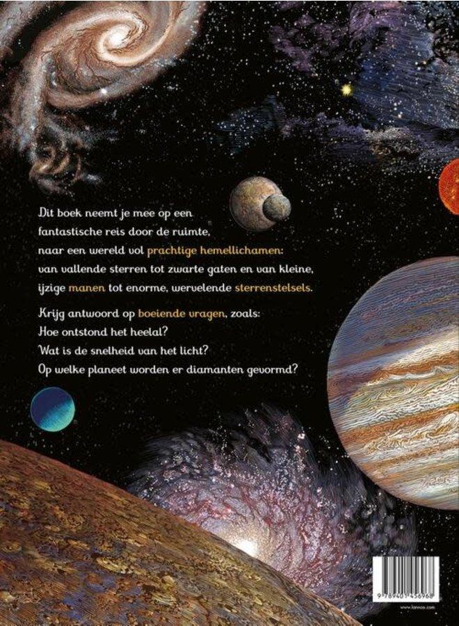 Het ruimteboek (9+)