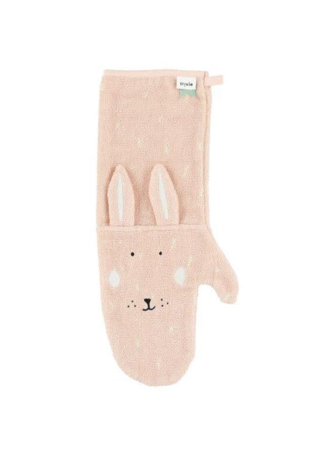 Washandschoen - Mrs. Rabbit