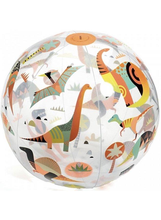Opblaasbare bal - Dino