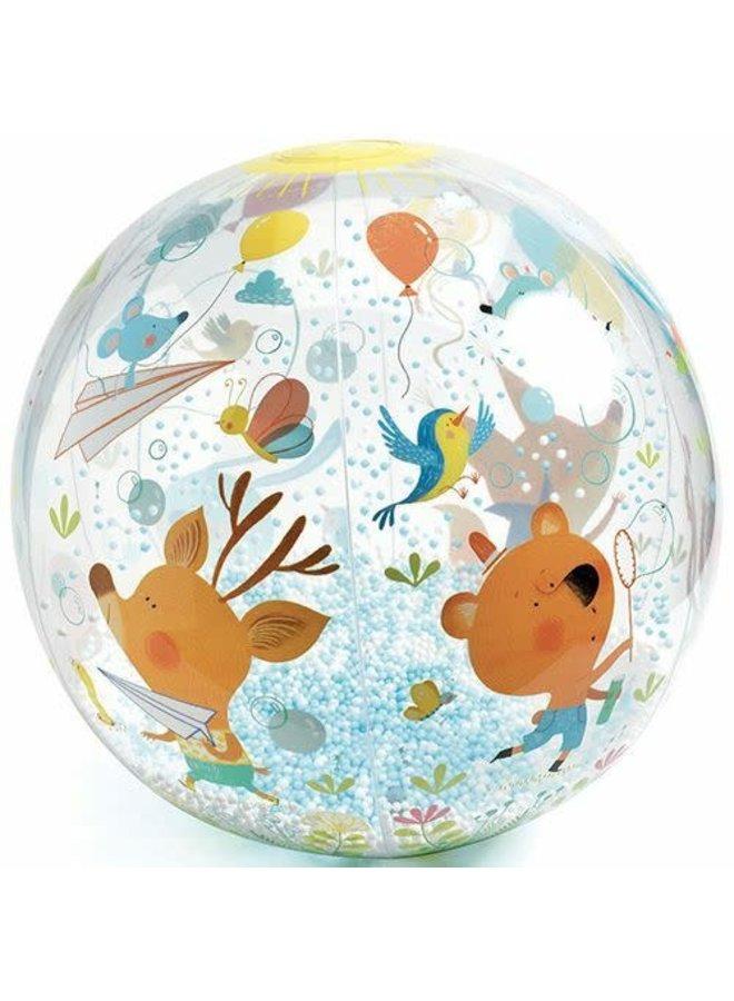 Opblaasbare bal - Bubbles
