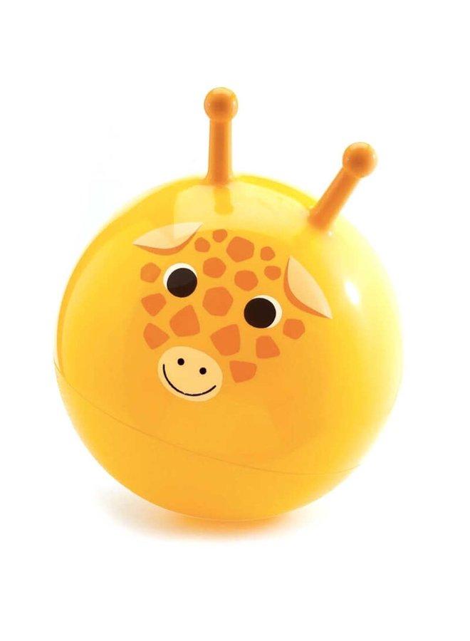 Skippy bal - Giraffe jumpy Gigi