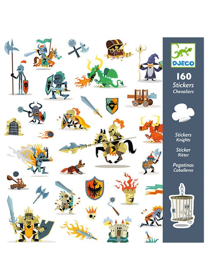 Stickers - Ridders