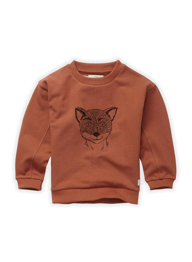 Sweatshirt - Mr. Fox - Auburn