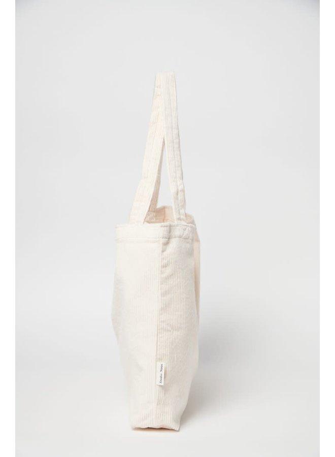 Luiertas Studio Noos - Old white rib