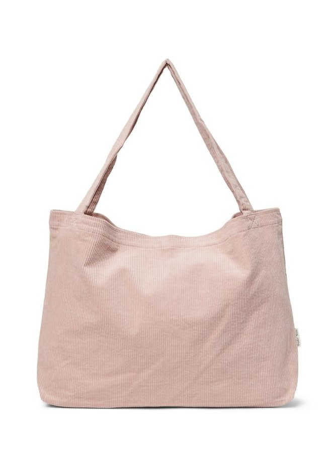 Luiertas Studio Noos - Dusty pink rib