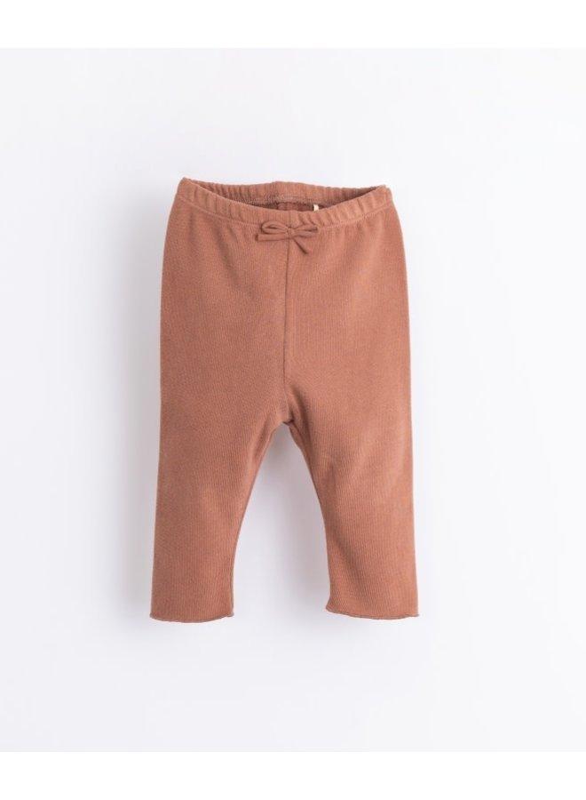 Jersey legging - Sanguine