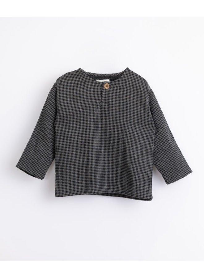 Vichy woven shirt - Frame