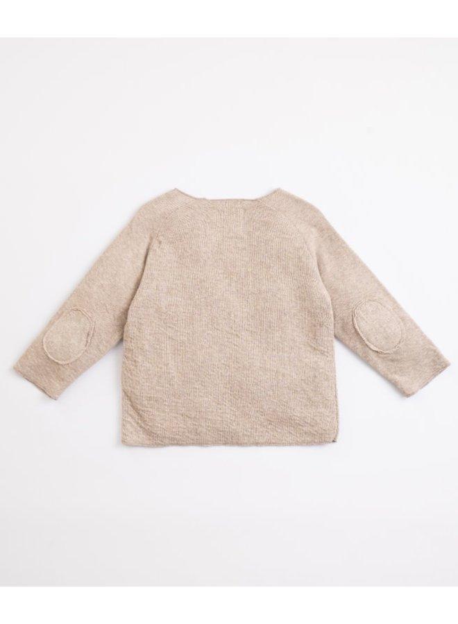 Double face sweater - Miro