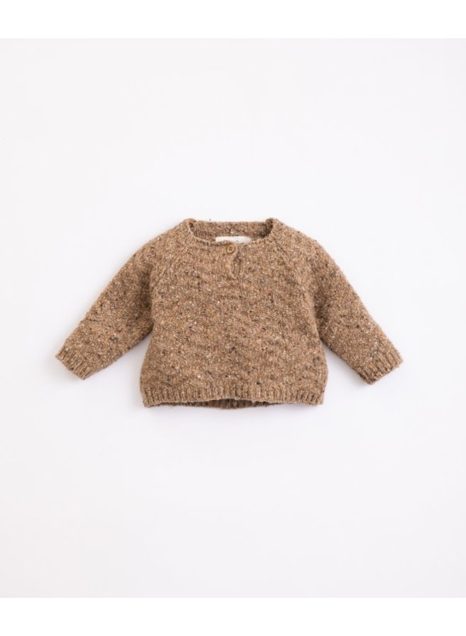 Tricot sweater - Paper
