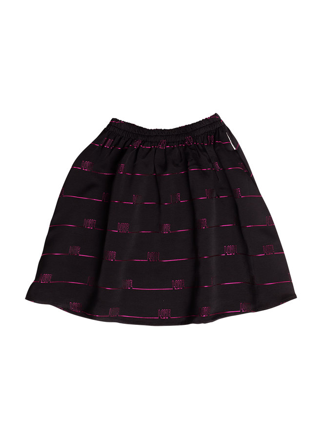 Loving loris skirt