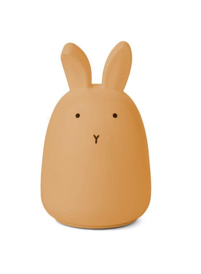 Winston night light rabbit - Yellow Mellow